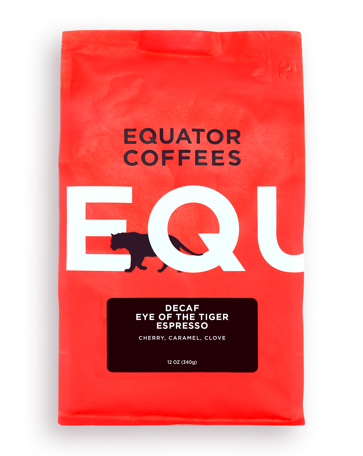 Decaf Eye of the Tiger Espresso Organic