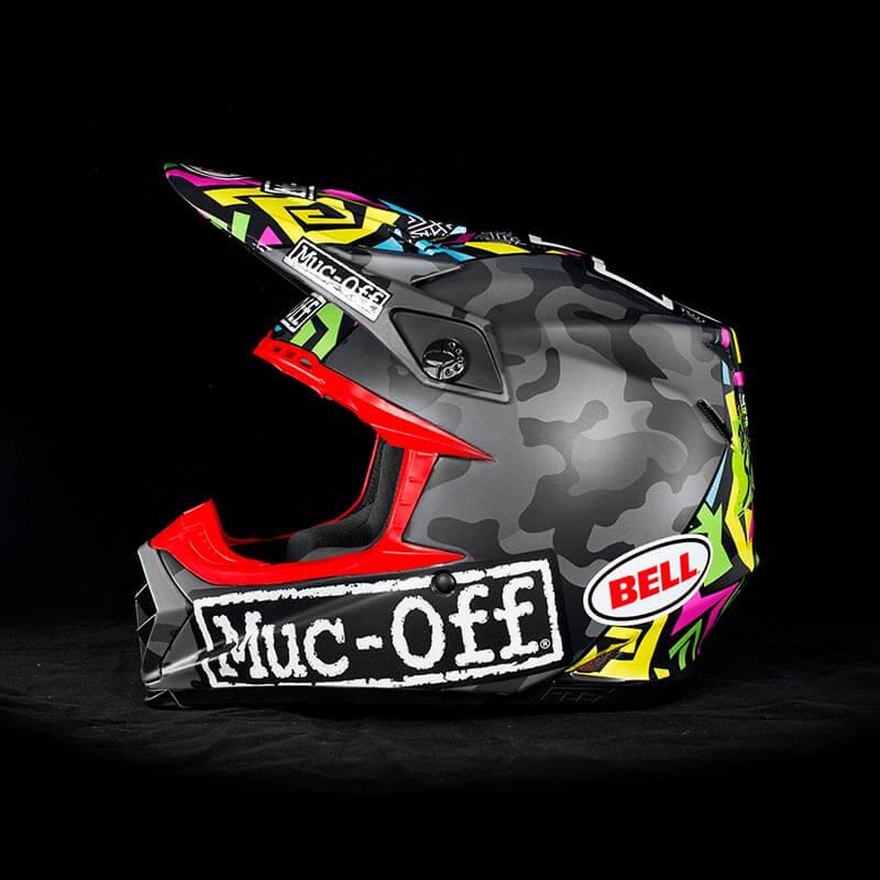 Jake Shipton - Custom Helmet Image 1