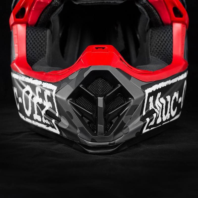 Jake Shipton - Custom Helmet Image 6