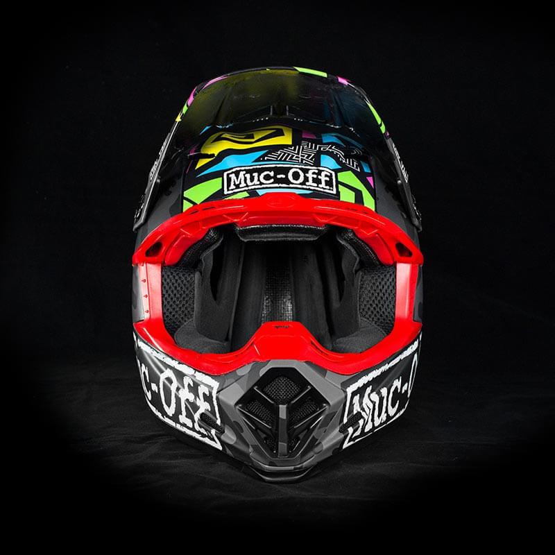 Jake Shipton - Custom Helmet Image 3