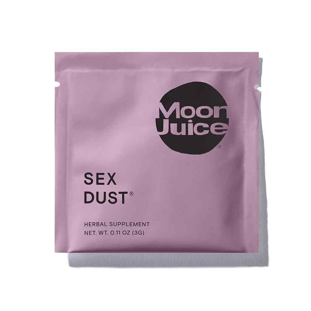 moon juice sex dust adaptogen powder sachets