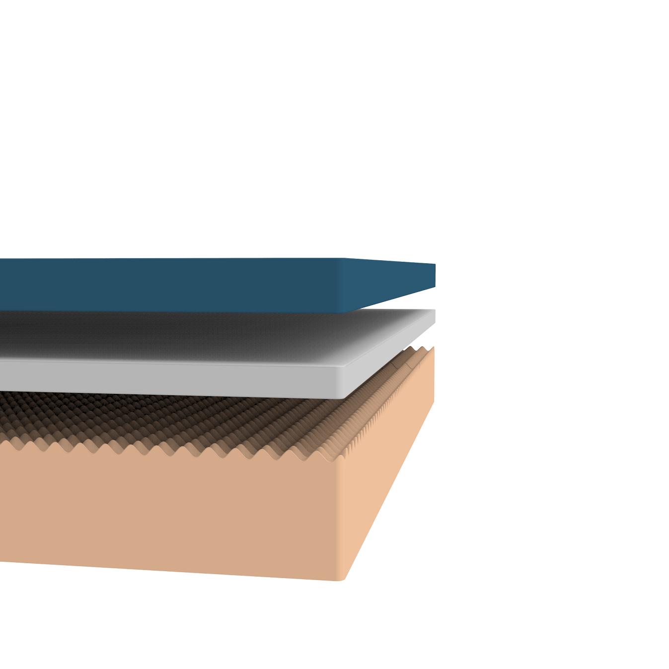 Cooling Gel Memory Foam Mattress Zinus