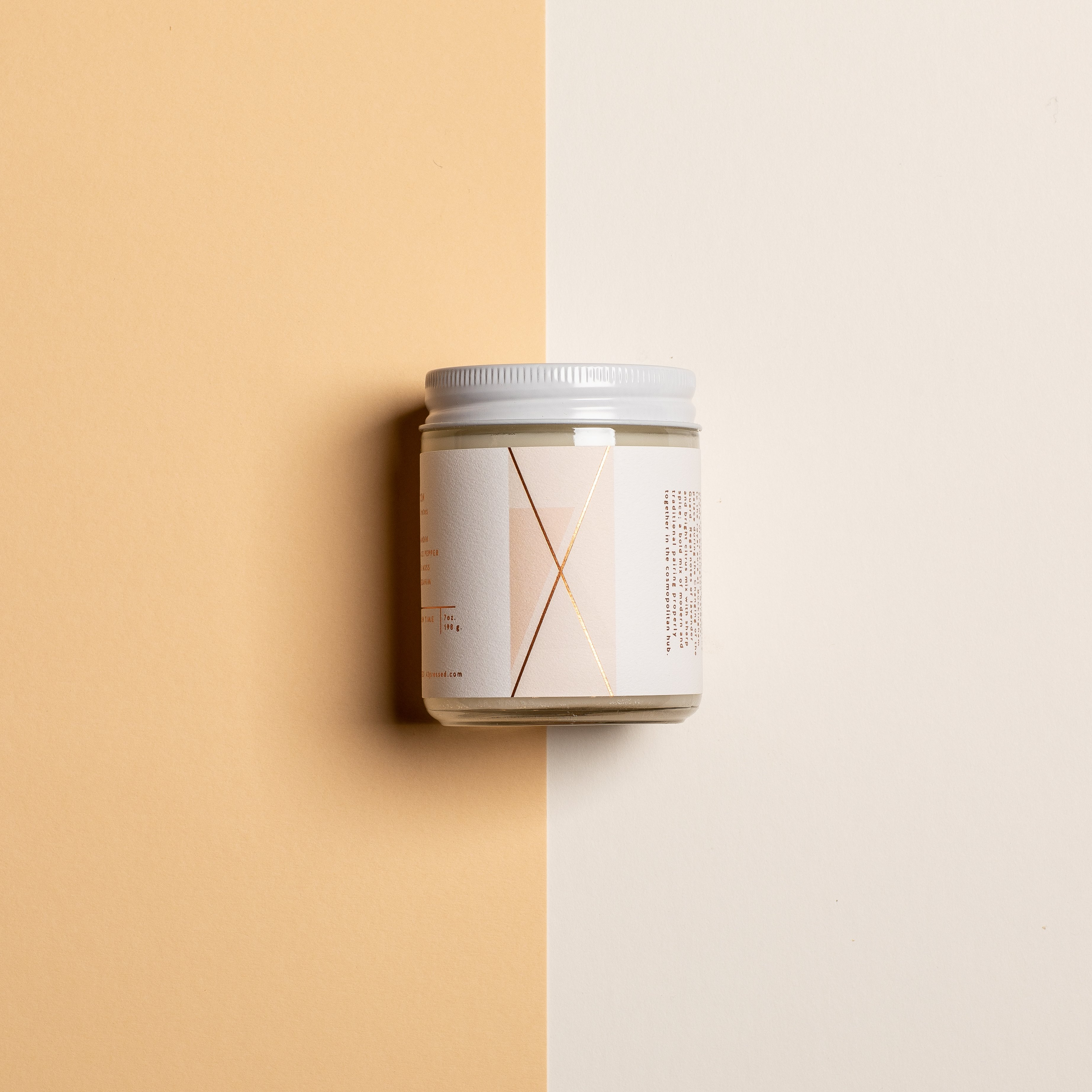 London Candle - First Edition