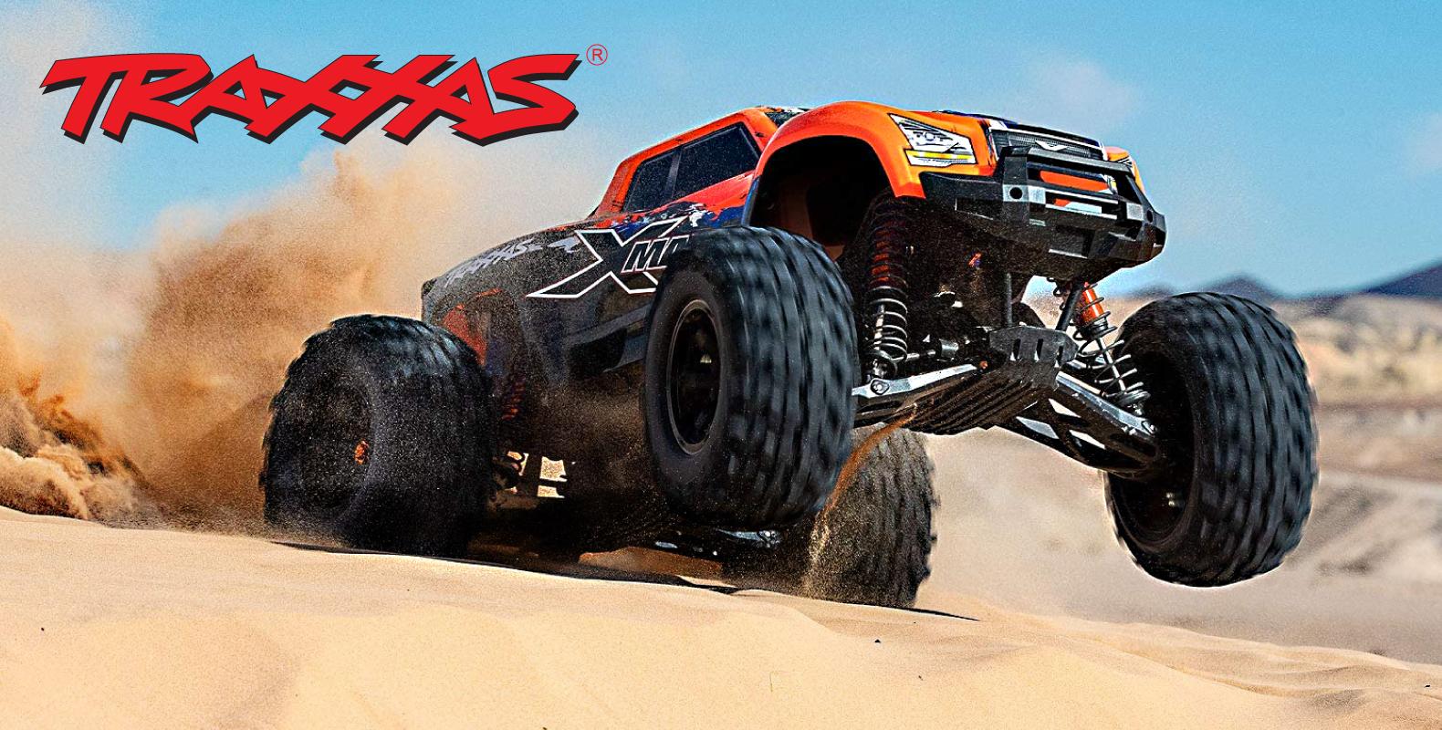 Unleash the X-Maxx 8S! 02.17.21