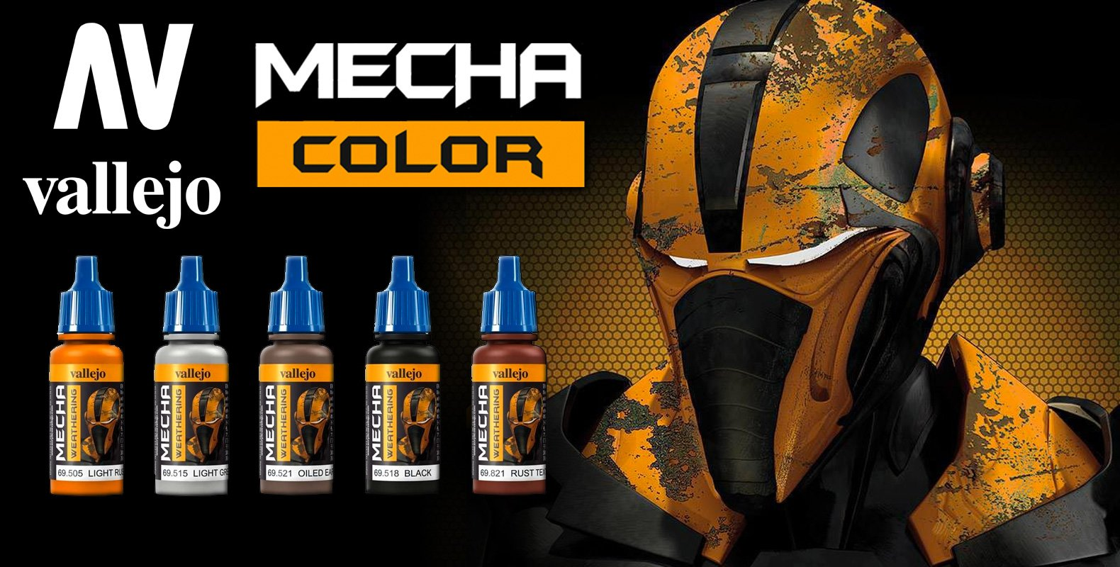 Vallejo Mecha Colour 03.06.20