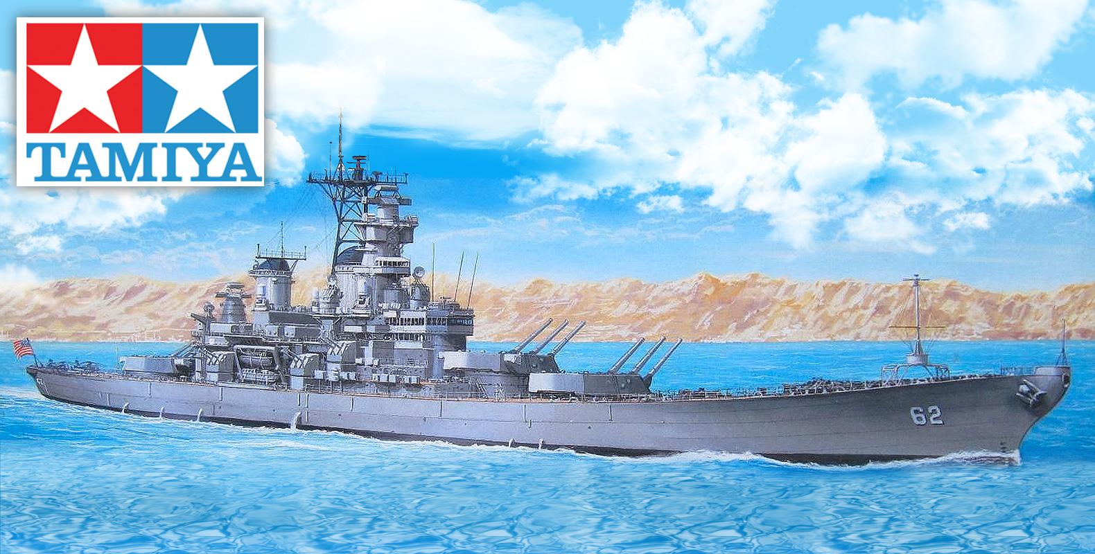 Tamiya model ship kits 10.18.20