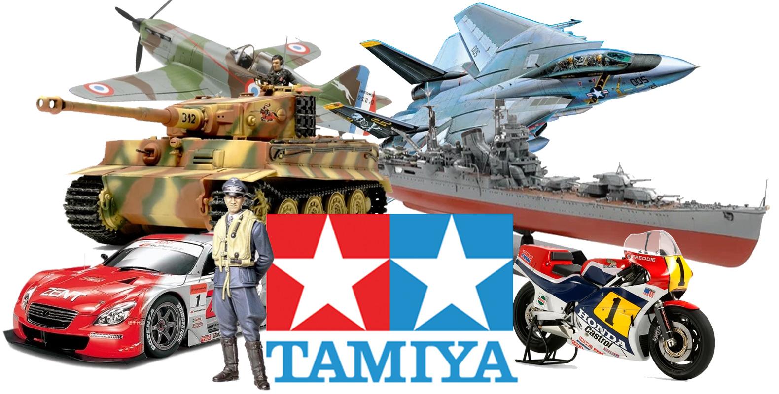 Tamiya models giant restock 05.04.21