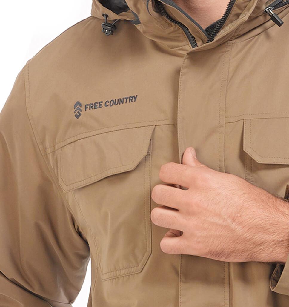 Men's Trail Microfiber Jacket