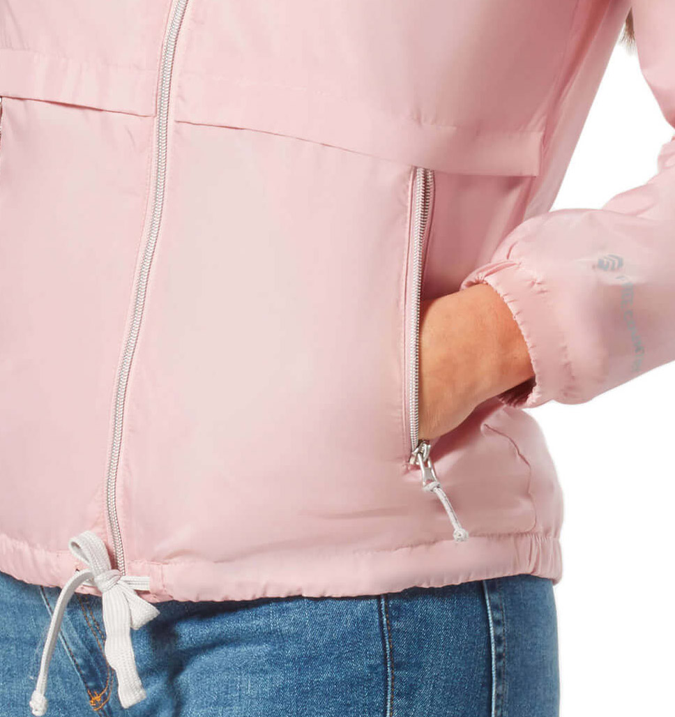 Free Country Women's Plus Size Outland Windshear Jacket - Moss Camo - 1X
