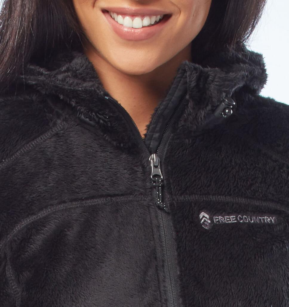 Women's Bloom Butter Pile Jacket