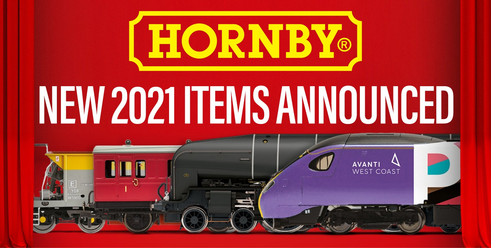 hornby new items 01.18.21
