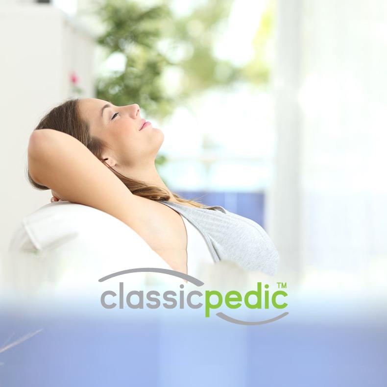 Orthopaedic Mattress | ClassicPedic Memory Foam Range