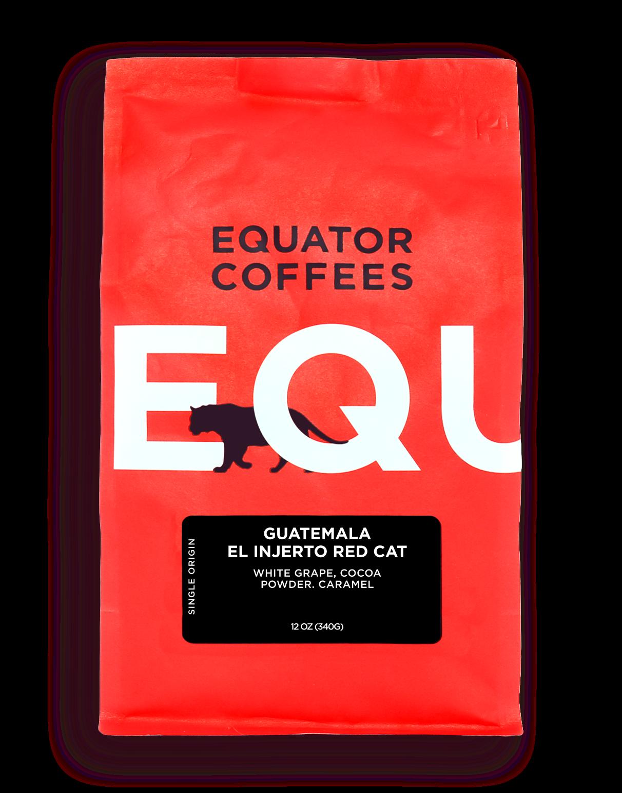 Guatemala El Injerto Red Cat