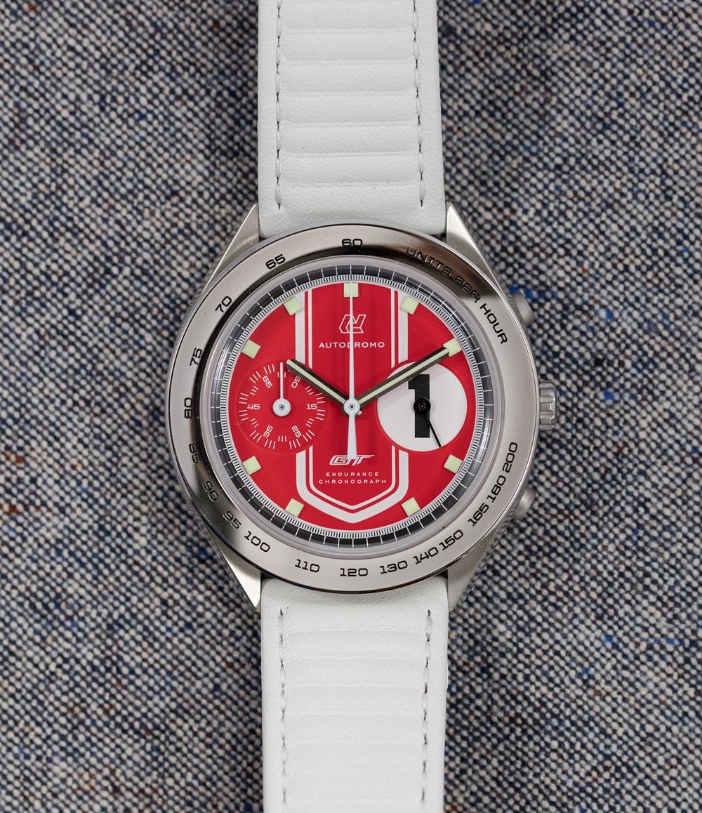 Ford Gt Endurance Chronograph