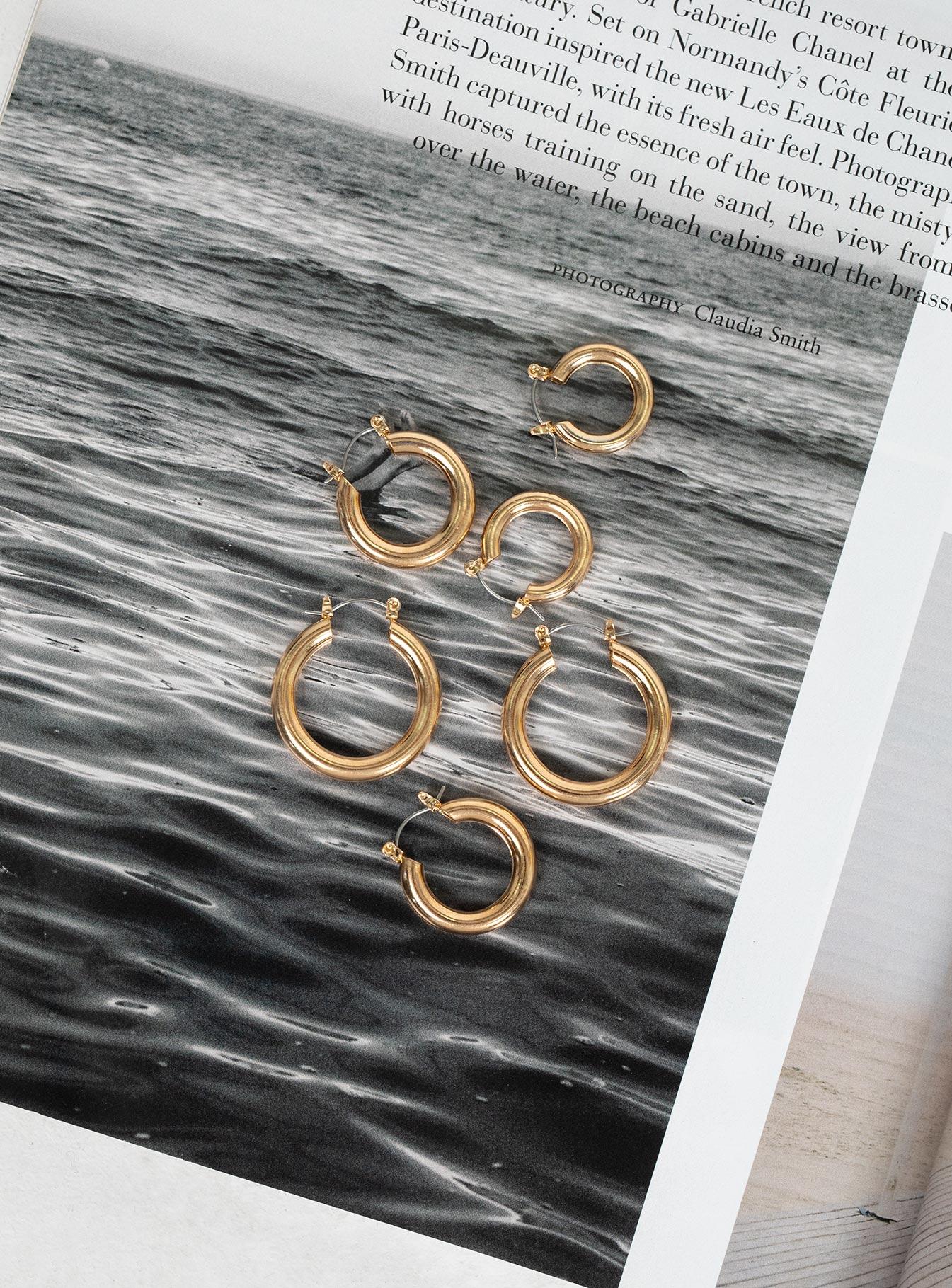 Earrings (Side A)