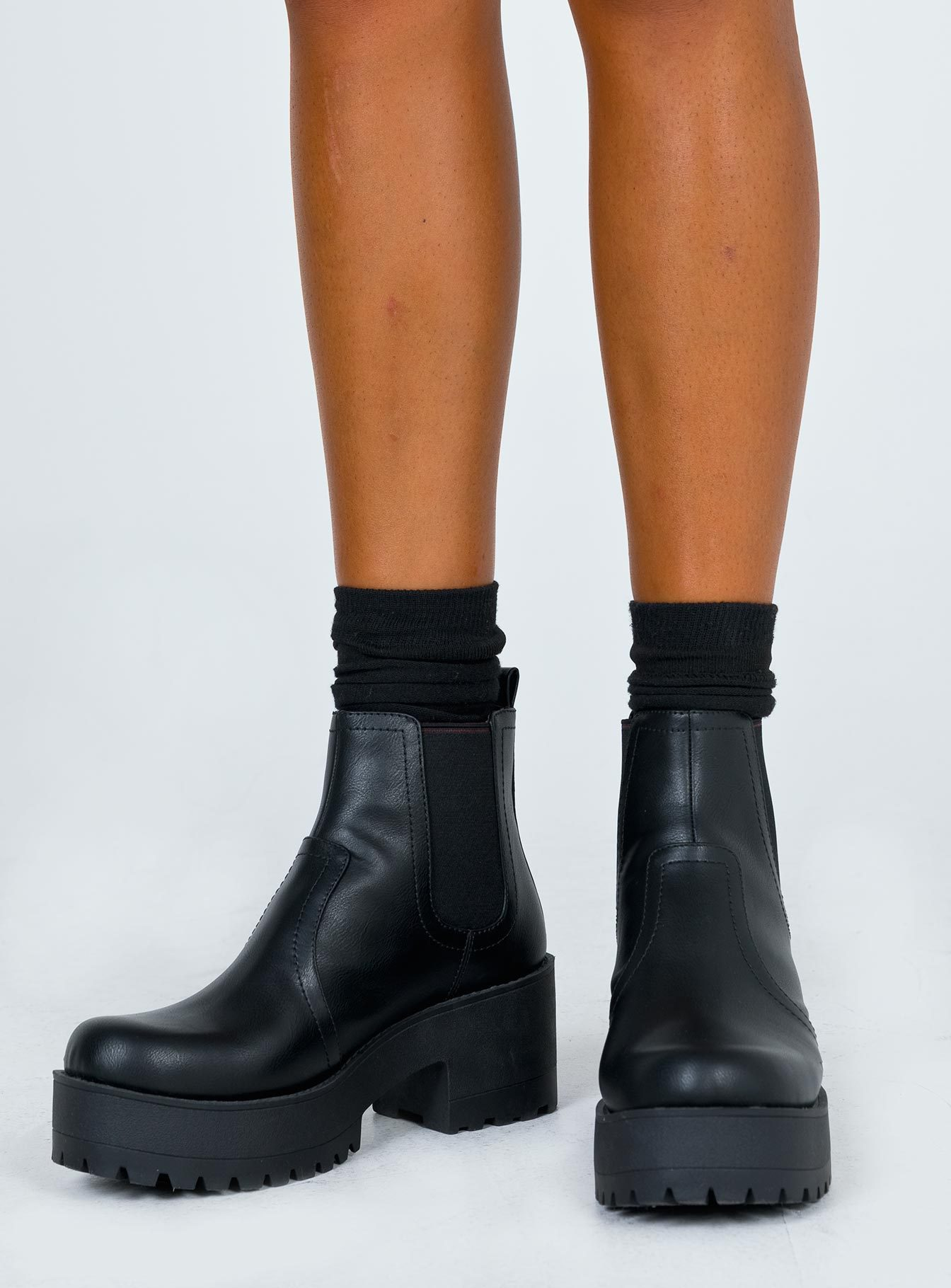 Boots (Side B)