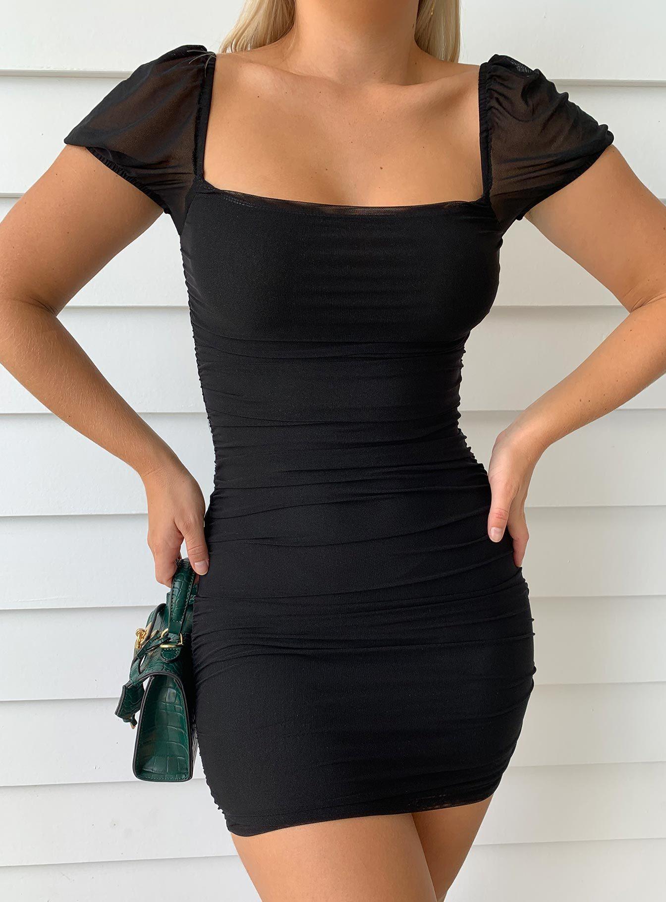 Mini Dresses (Side A)