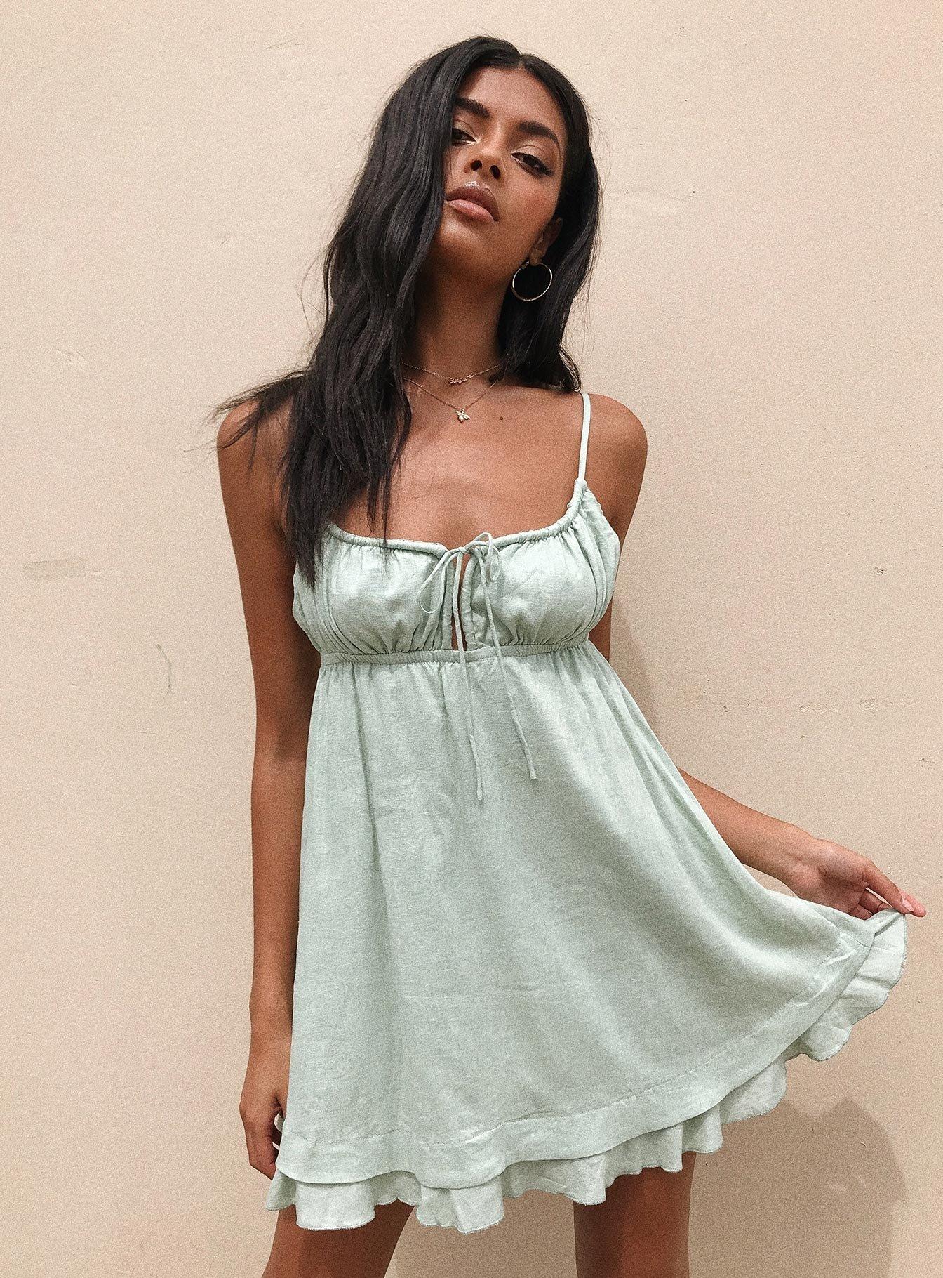 Mini Dresses (Side B)