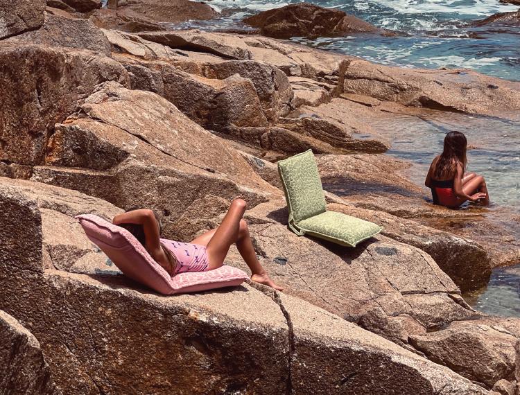 Beach Umbrellas & Seats