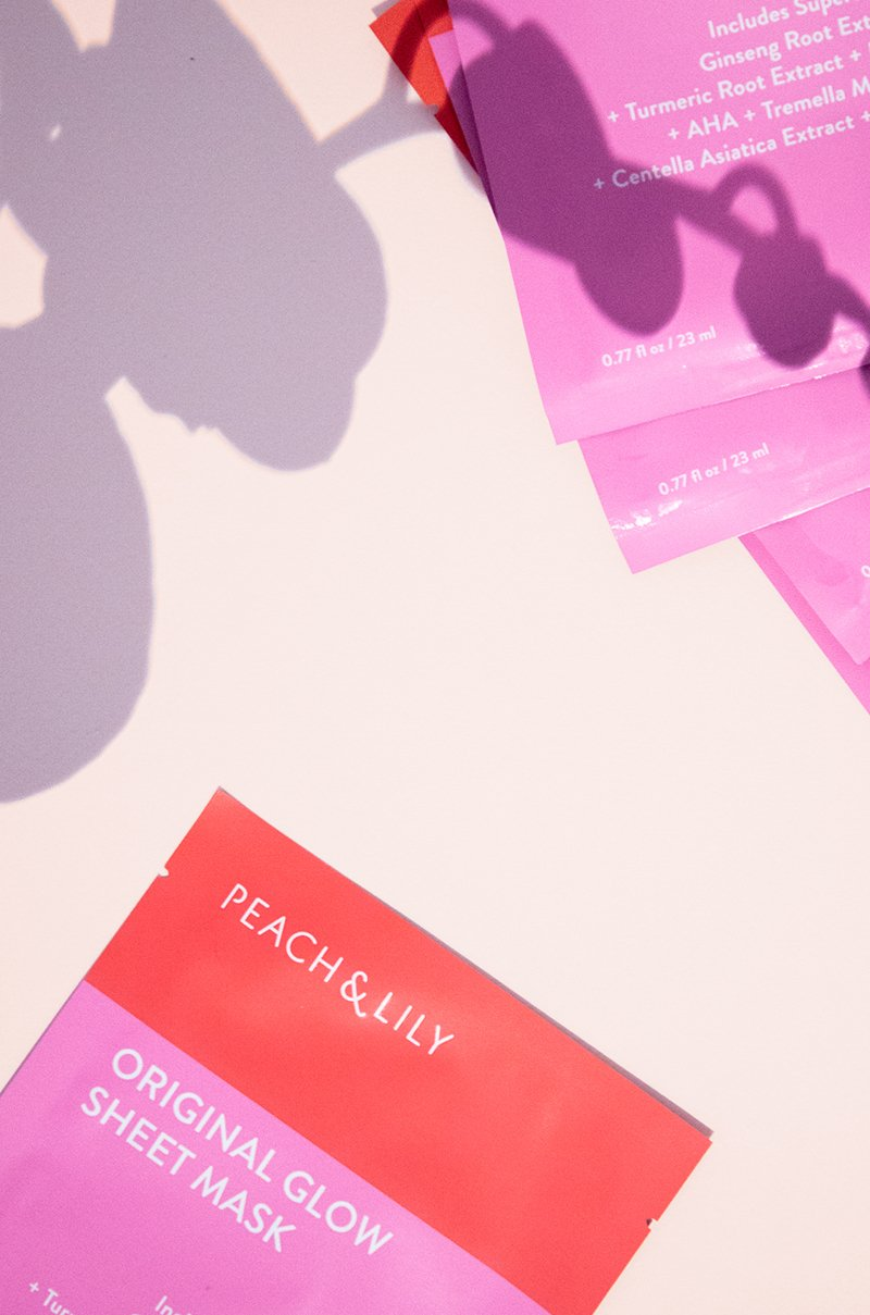 Peach & Lily Original Glow Sheet Mask Set | Peach & Lily