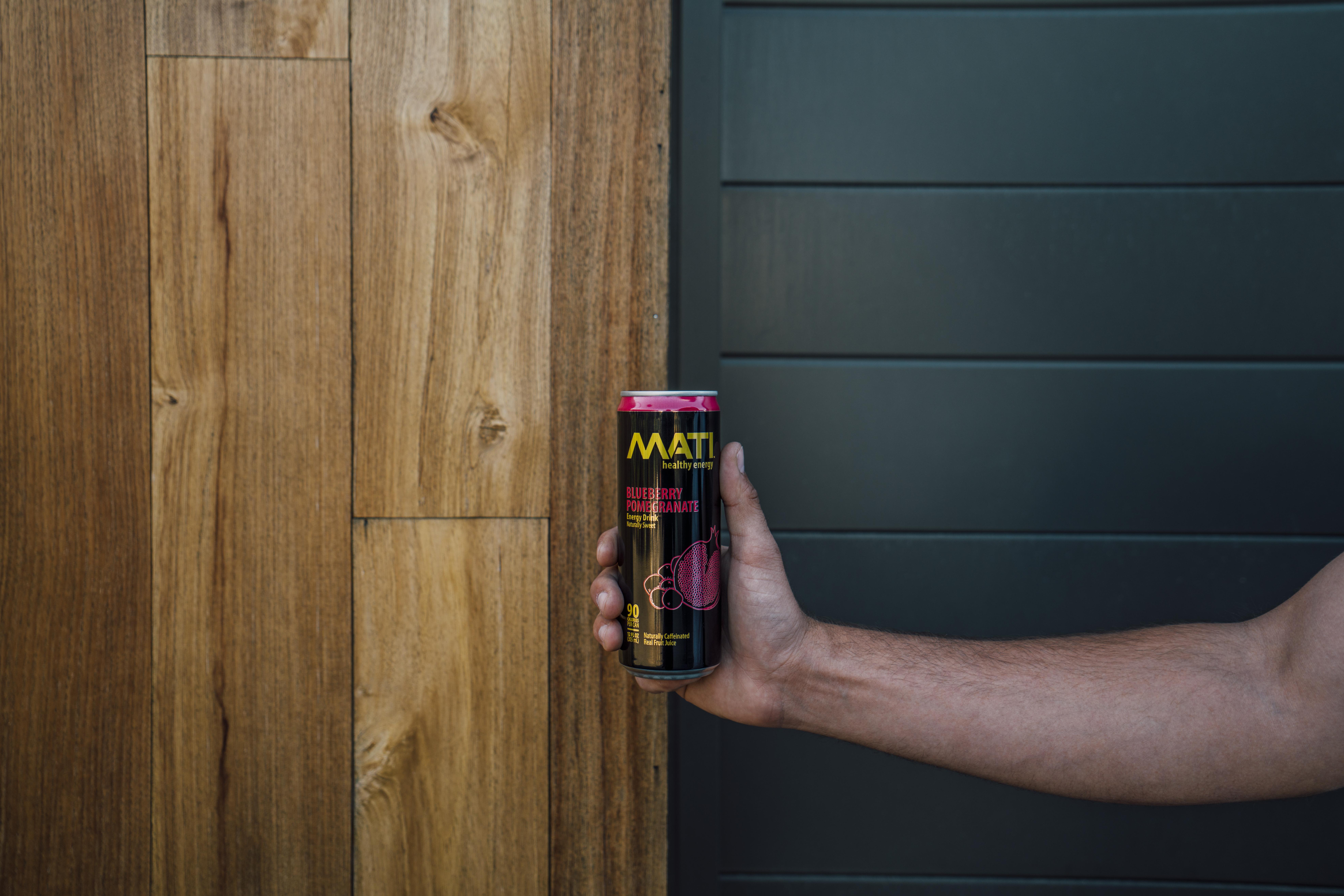 BLUEBERRY POMEGRANATE 12 Pack – MATI Energy
