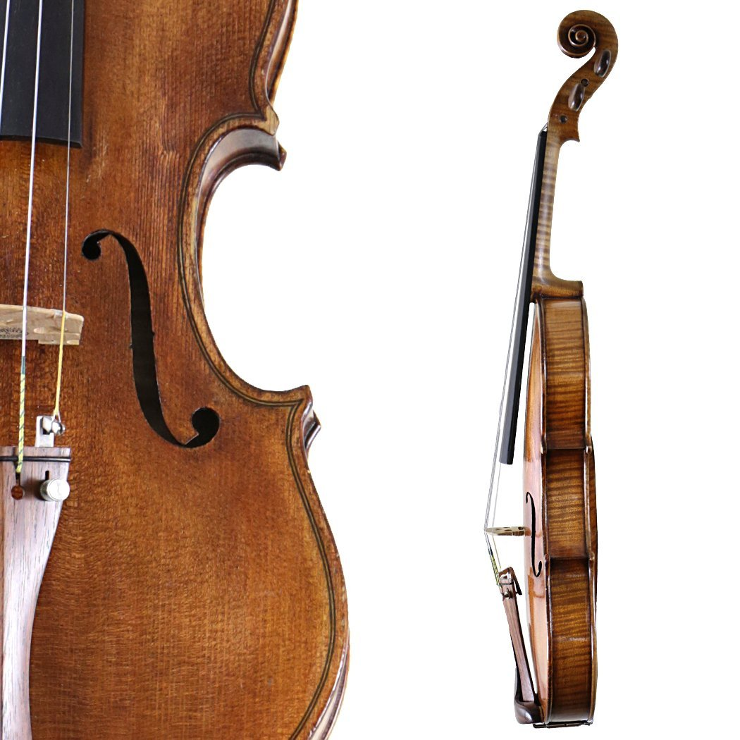 W.A. Pfretschner Violin in action