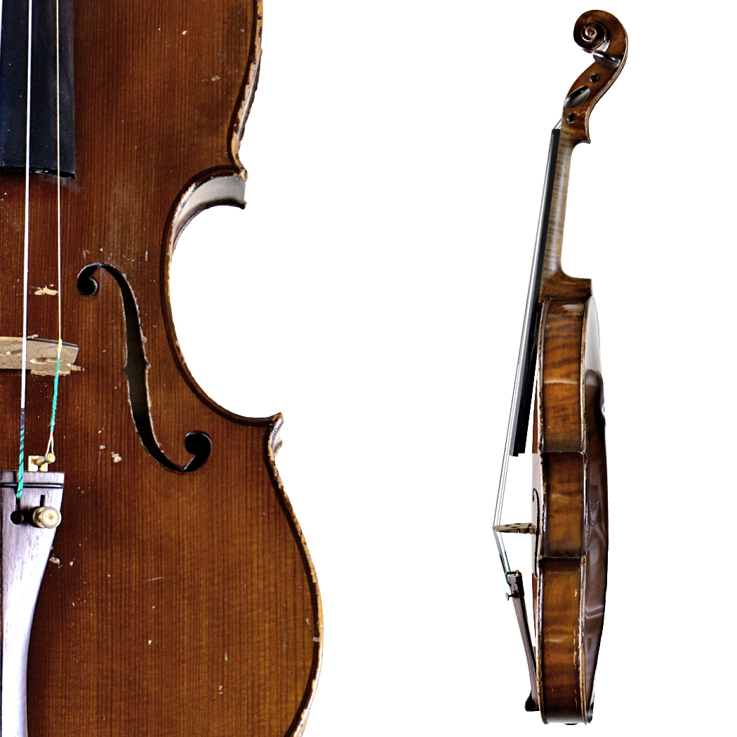 Amati Model 1900 Violin in action