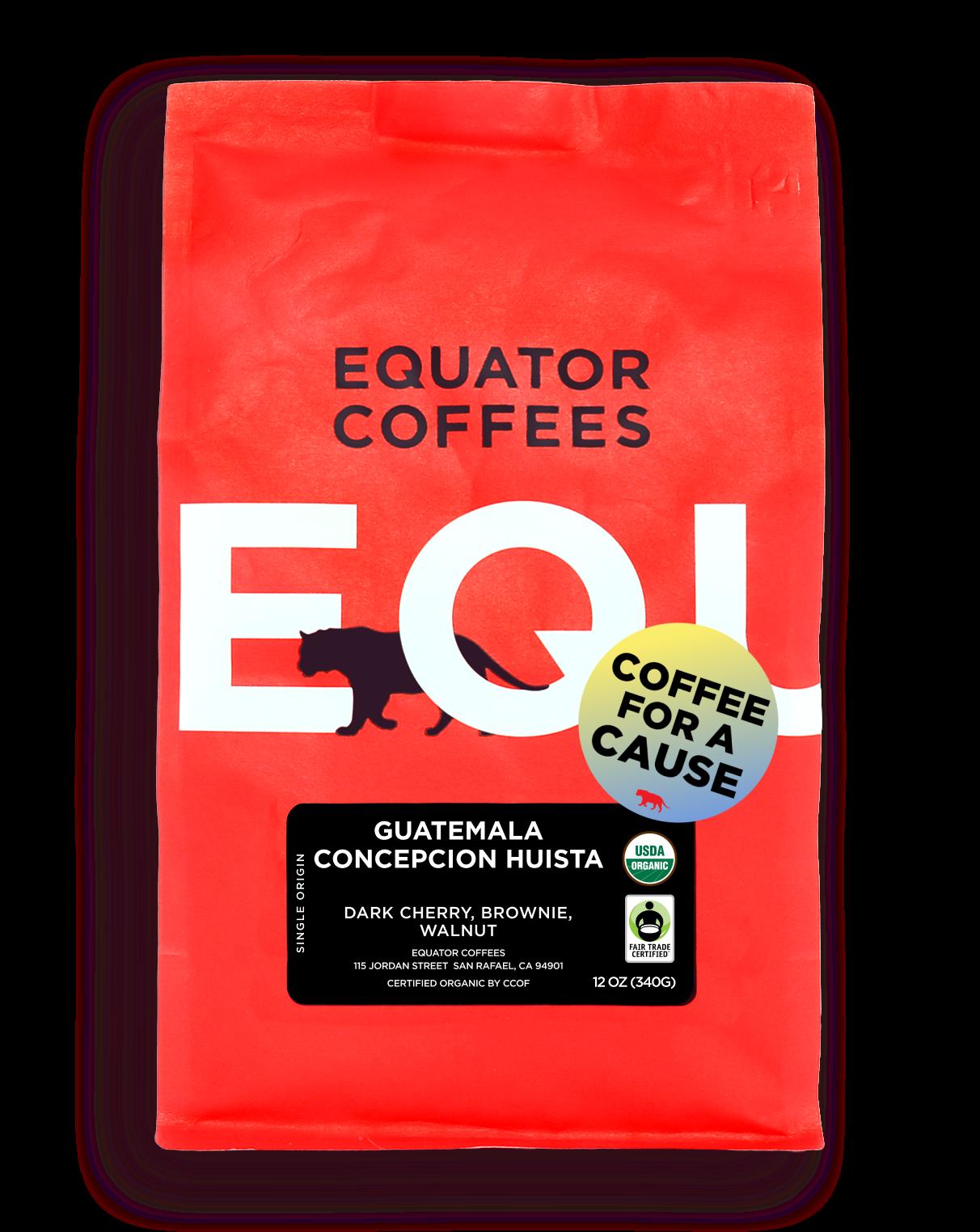 Guatemala Concepción Huista Fair Trade Organic