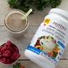 Organic Plant Protein Superfood Smoothie Lifestyle Image