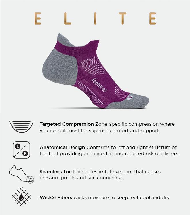 Women S Elite Socks Feetures Socks