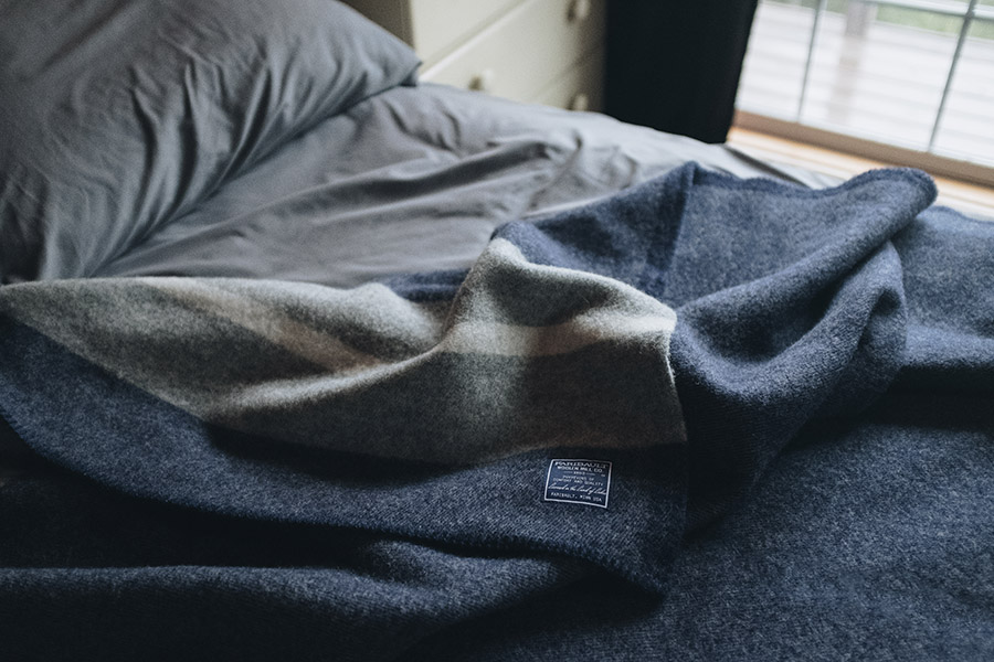 image of Scout Wool Blanket/Throw
