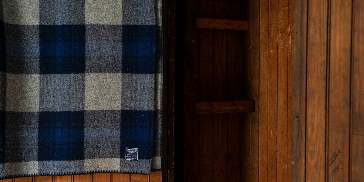 image of North Shore Wool Blanket