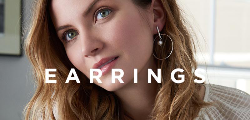 Earring banner