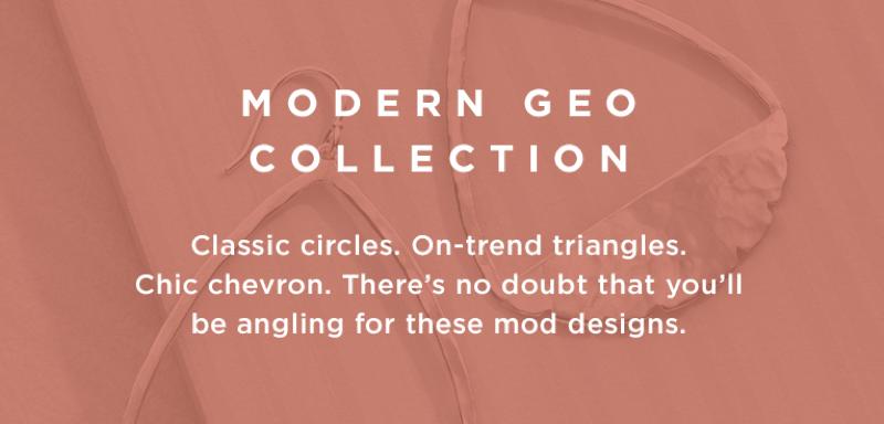 Modern Geo banner
