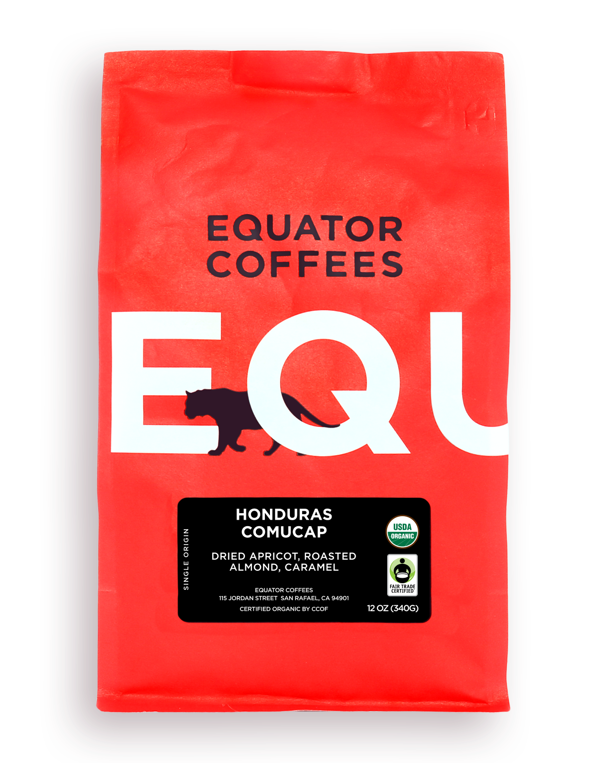 Honduras COMUCAP Fair Trade Organic
