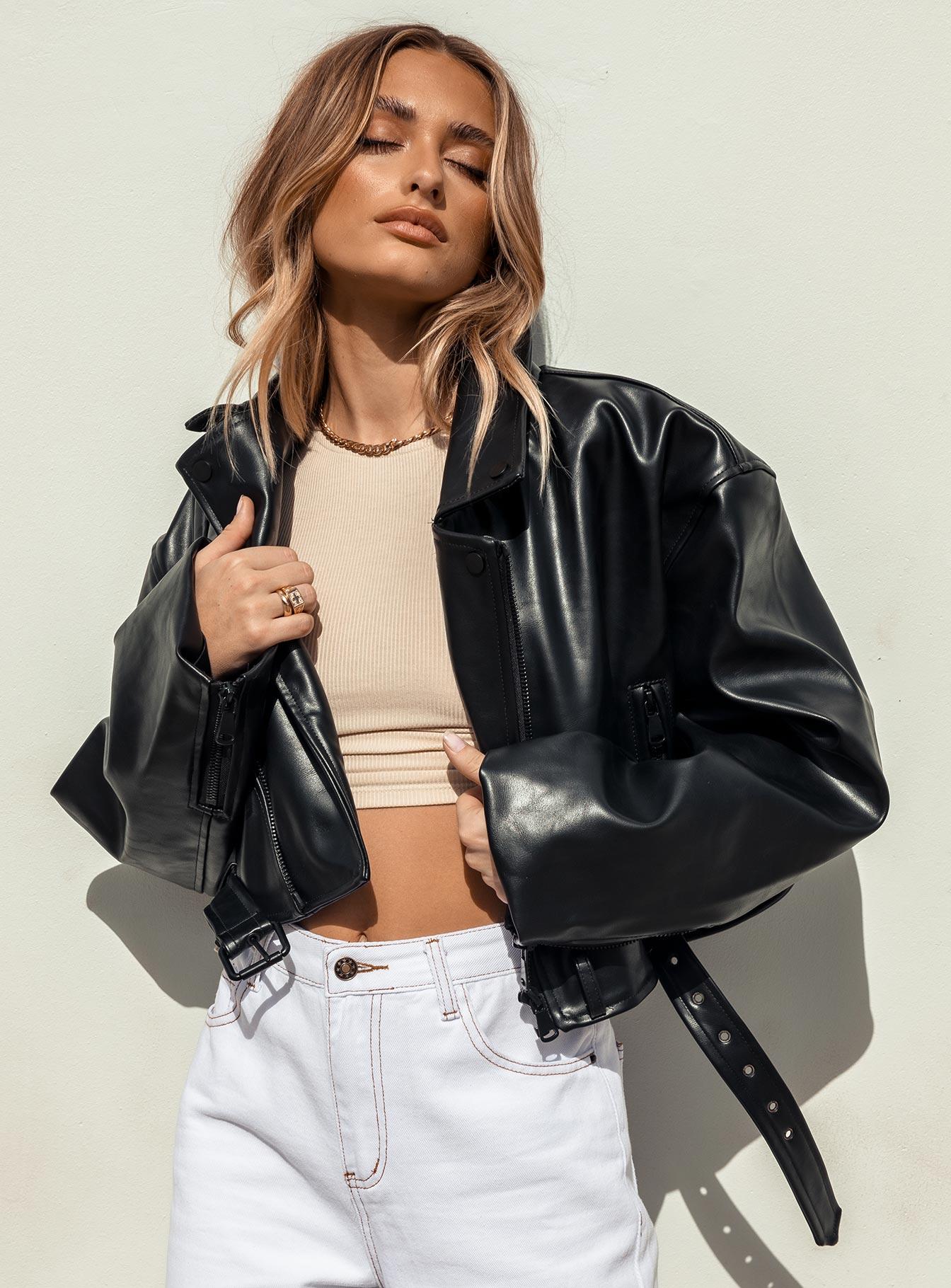 PU & Moto Jackets (Side B)
