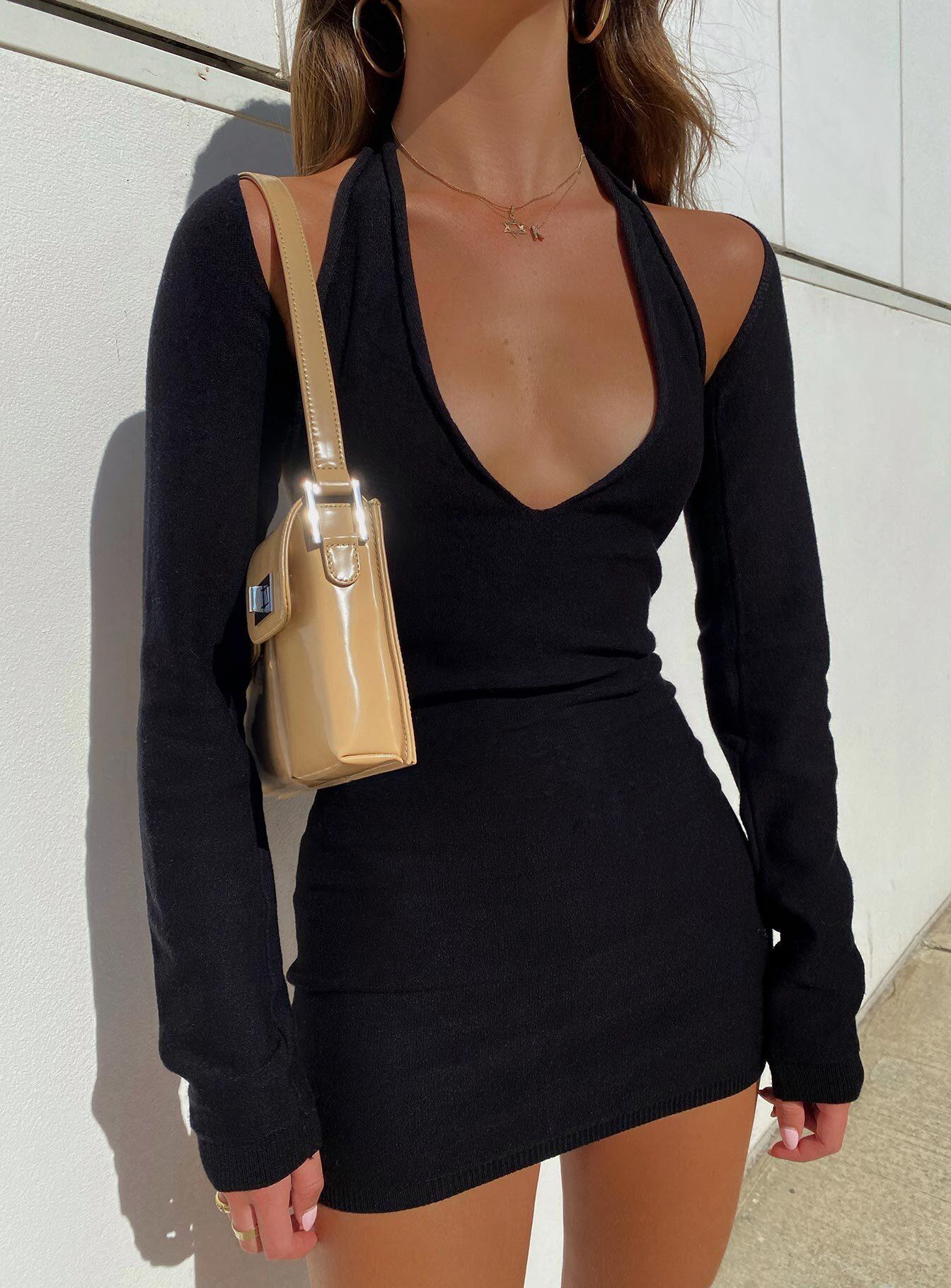 Long Sleeve Dresses (Side B)