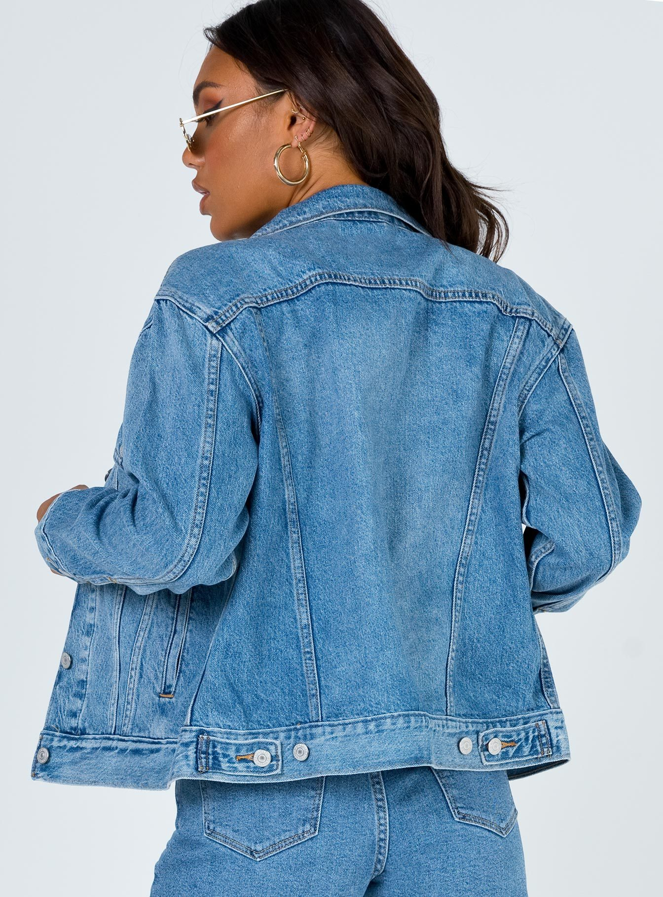 Denim Jackets (Side B)