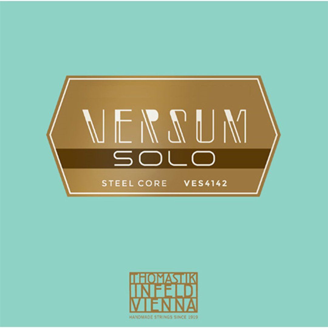 Thomastik-Infeld Versum Solo Cello A&D Combo Pack in action
