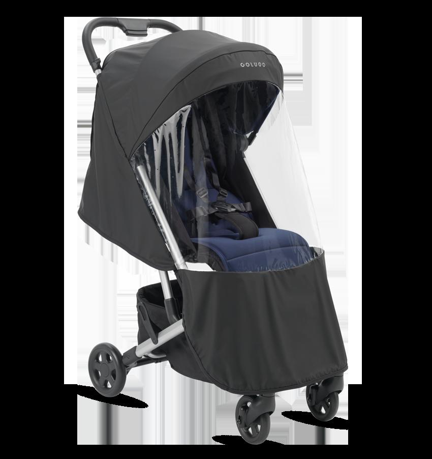 The Compact Stroller Colugo