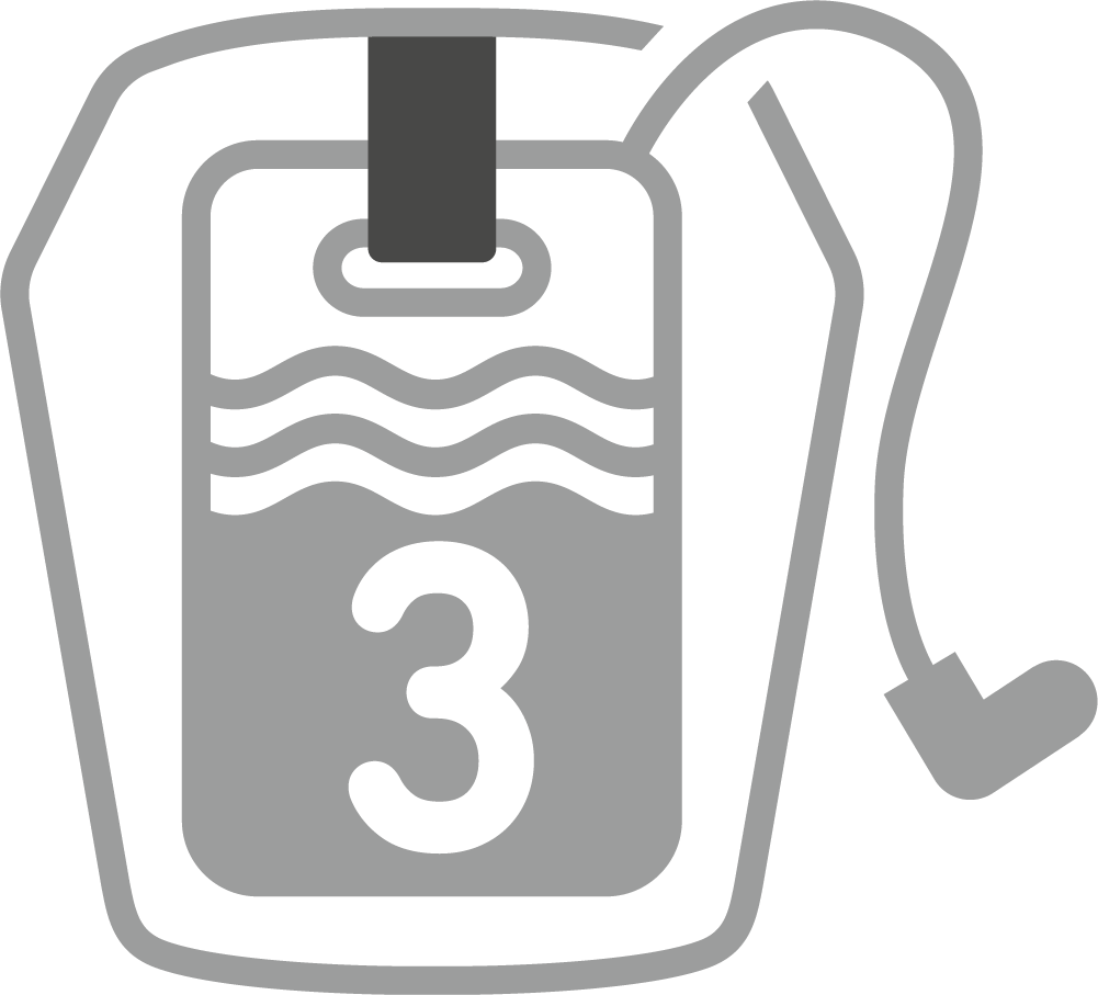 Hydration System 3.0 L Compatible-Deuter