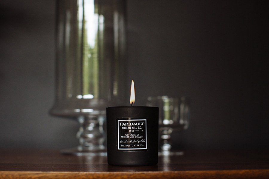 image of Holiday Candle