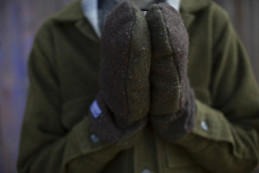 image of Winter Mittens
