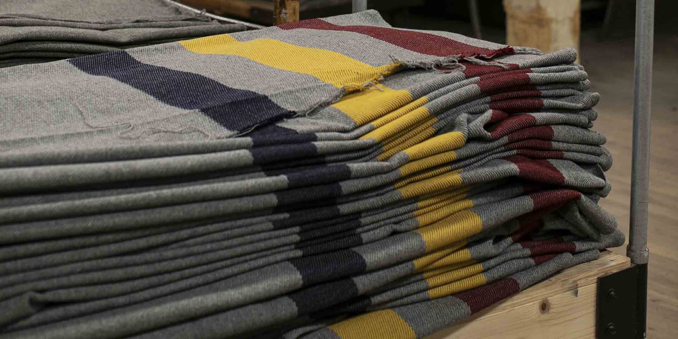 image of Frontier Wool Blanket