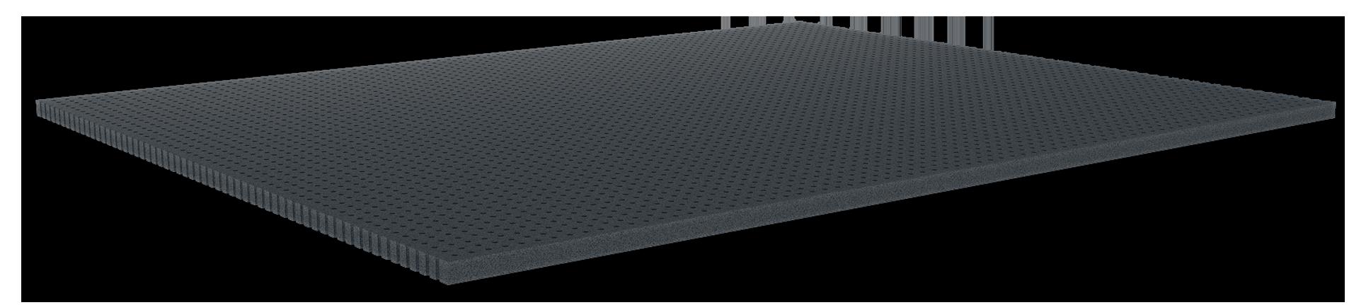 Mattress Layer 2 - Graphite-Infused Latex