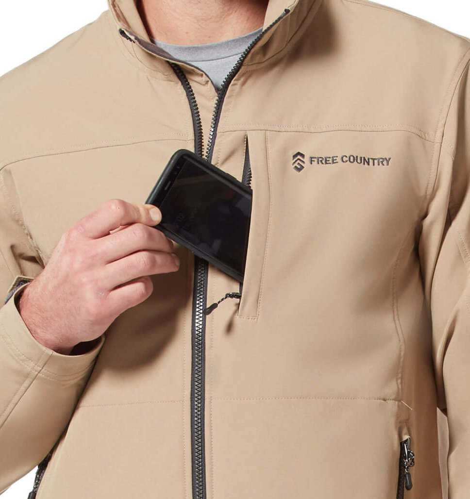 Men's Signature Cruiser Lightweight Softshell Jacket