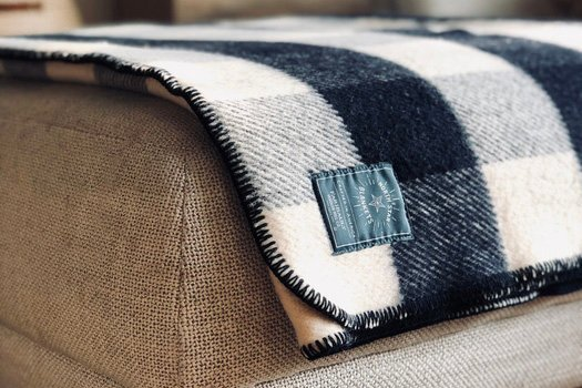 image of North Star Blanket/Throw - All Sales Final