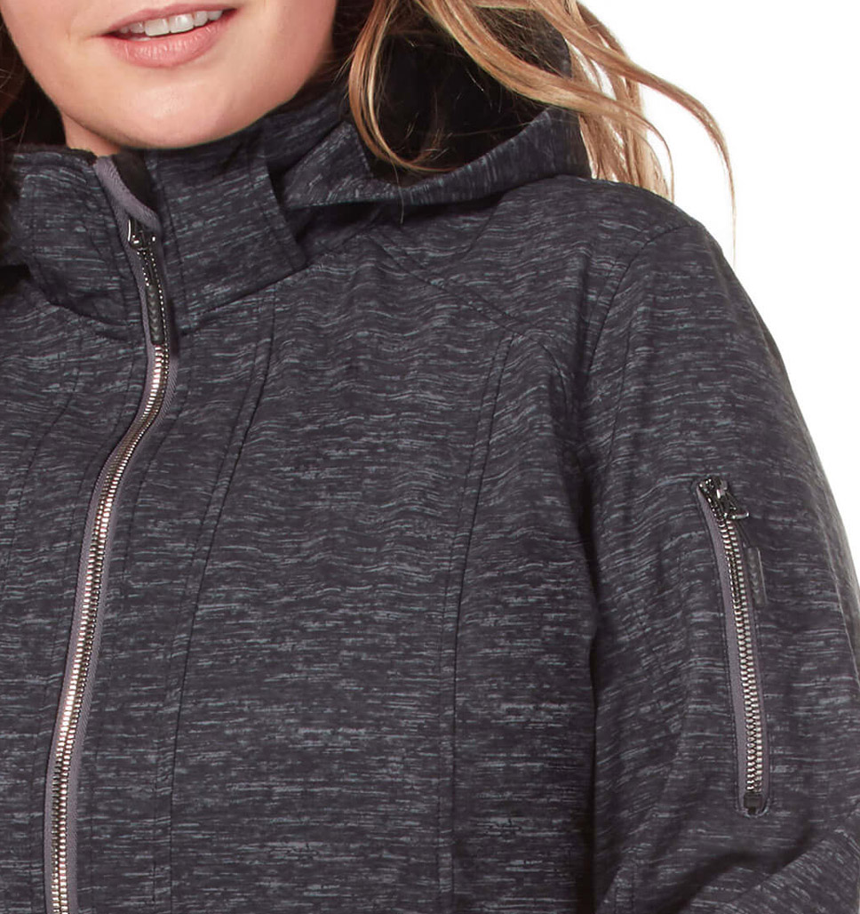 Women's Plus Size Nova Super Softshell® Jacket