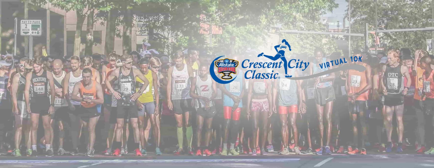 crescent city classic 10k marathon