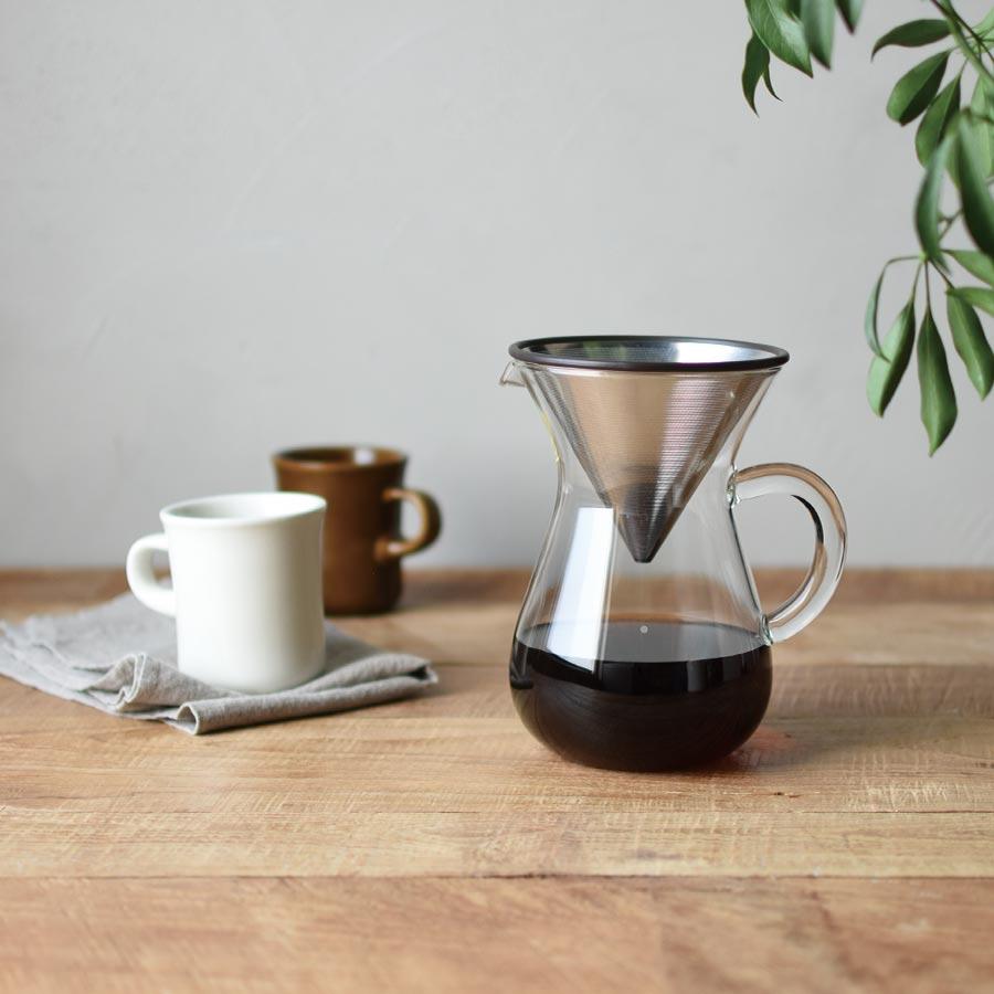 KINTO SLOW COFFEE STYLE CARAFE SET